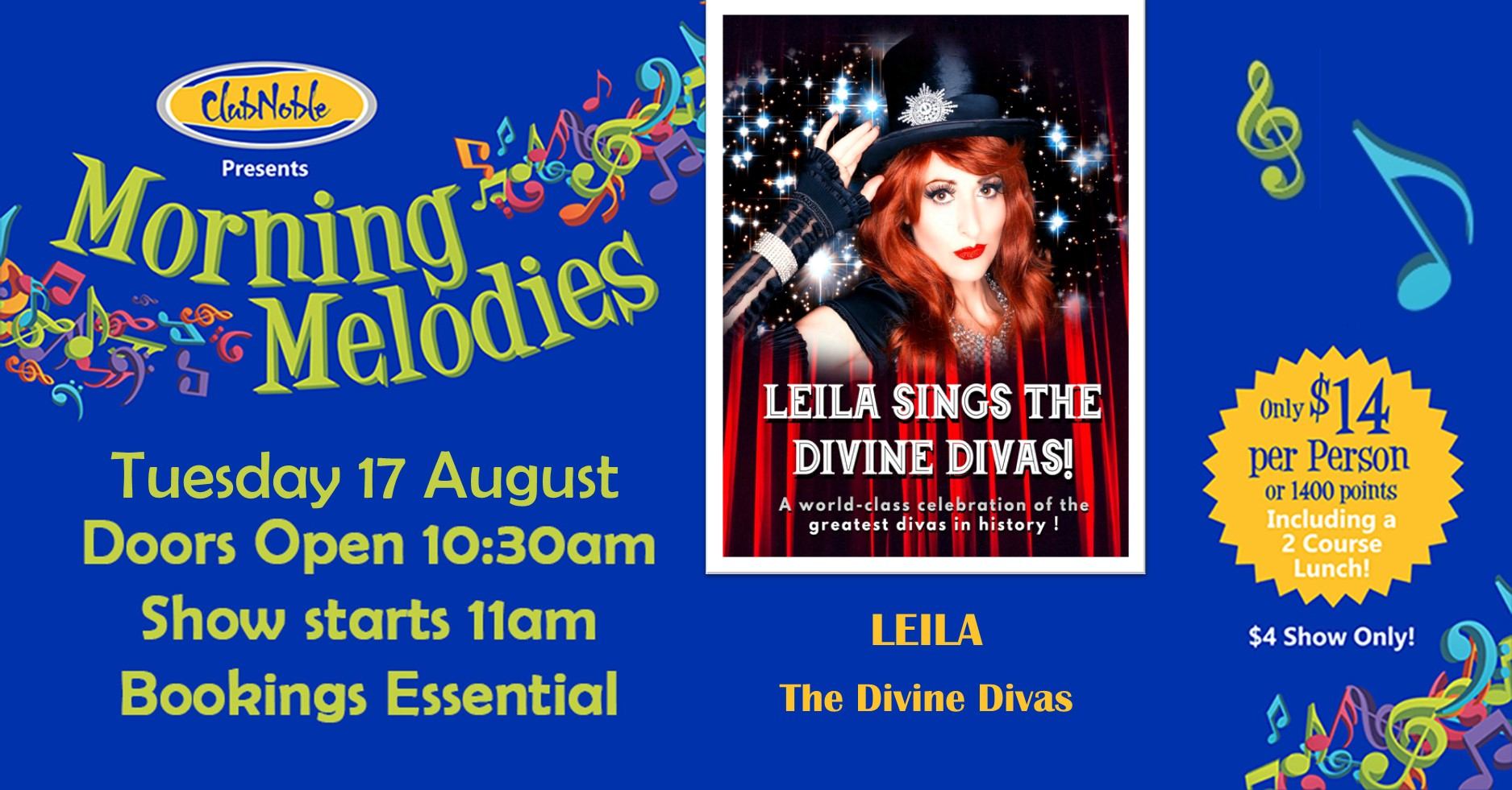 Morning Melodies with Leila
